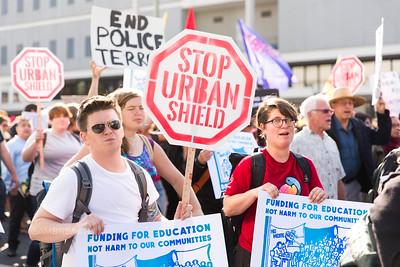 2017 Stop Urban Shield Rally • OAKLAND