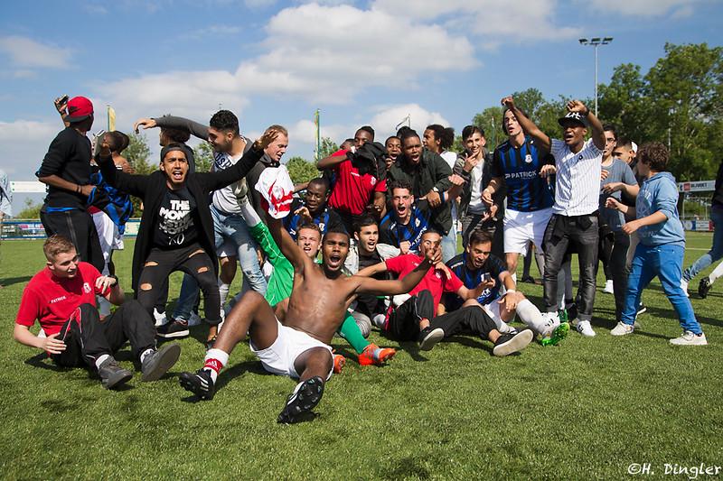 13-06-2015: Alexandria '66 A1-Roda '46 A1 seizoen 2014/2015 finale nacompetitie promotie