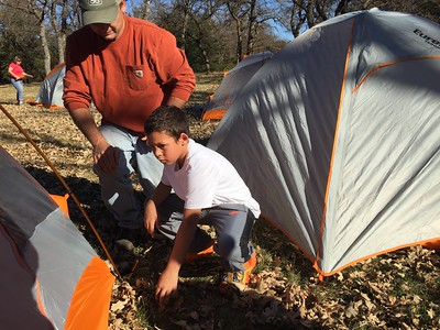 2016-11-05 Boy Scout Camping