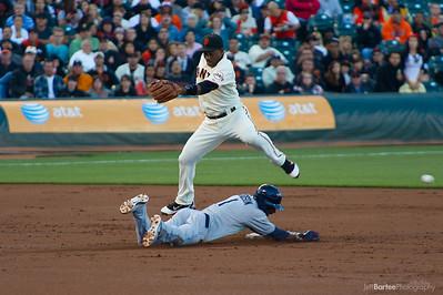 Giants vs Padres 7-6-2011 - 14.5 innings