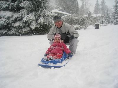 Snow Day -- December 08