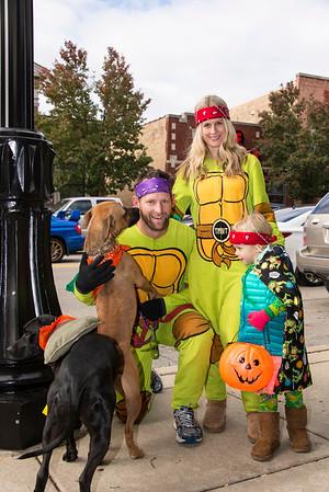 2014 Halloween Mainstreet Libertyville
