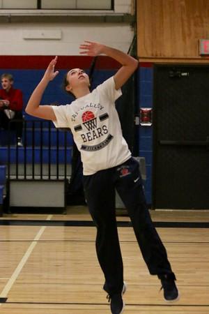 Tri-Valley vs. Fallsburg Girls Basketball12-10-18