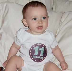 Charlotte @ 11 months