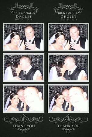 Rick and Angela Drolet