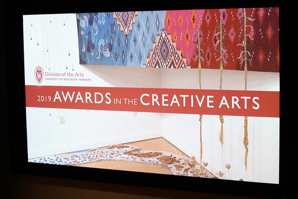 Awards in the Creative Arts