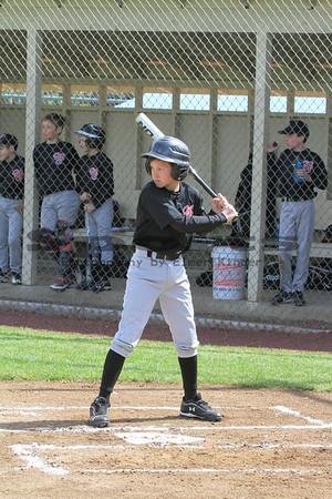 Boys Major Baseball