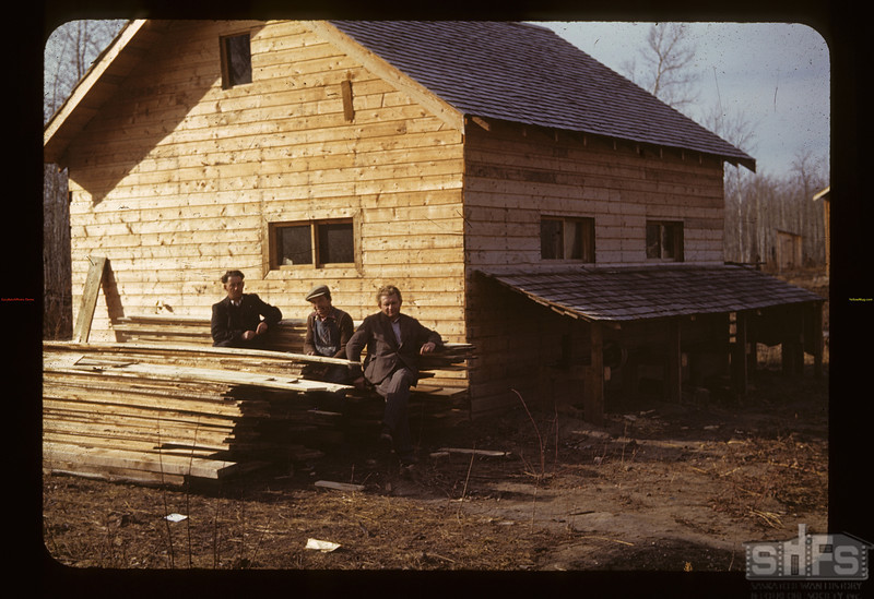 Sudeten toy factory [the five main men who established the Loon Lake Toy Factory were Johan Merz - Franz Rewald - . Loon Lake.  10/20/1940