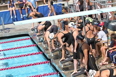 PCC Swim Conference Day 3 Prelims