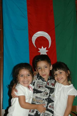 Azerbaijan Reunion 2007