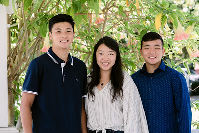 Chung Family
