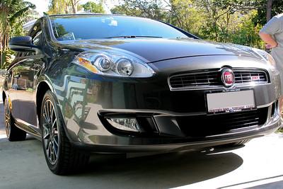 Detailing Fiat Ritmo, 8 October 2009