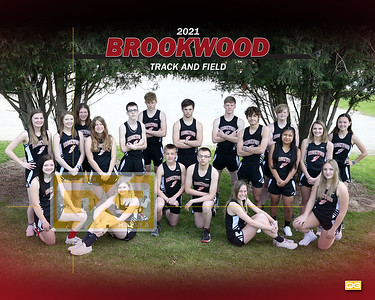 Brookwood track and field TF21
