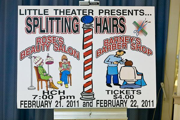Splitting Hairs 2011