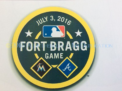 2016 Fort Bragg Braves vs Marlins