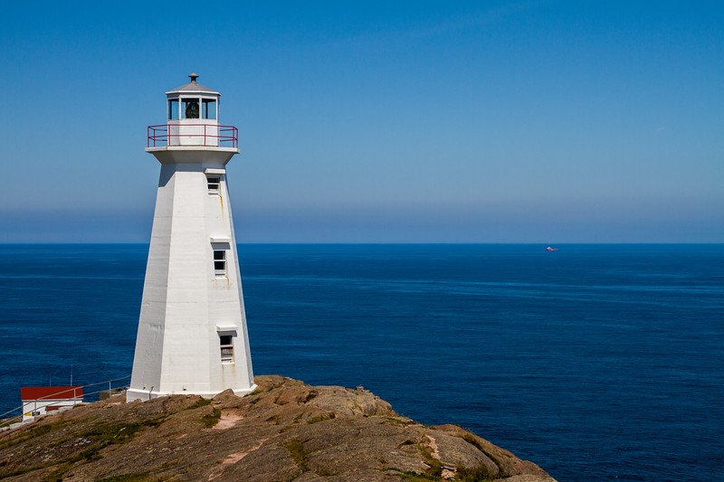 The Cape Spear Lighthouse