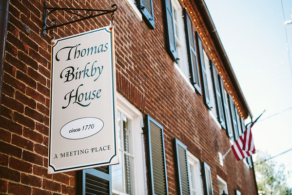 Thomas Birkby House