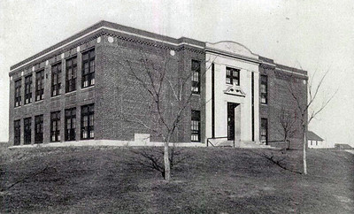 Kenwood School was built in 1921-22 for about $50,000.