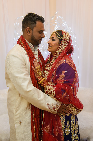 Afrooz and Sayed Wedding - Day 1