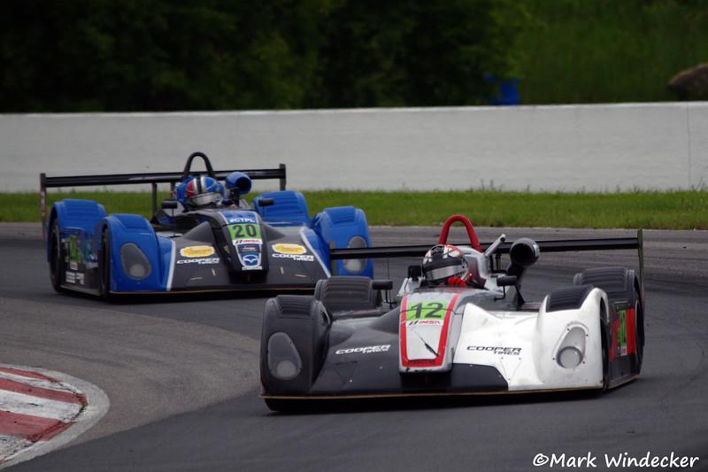 16th Tony Bullock Comprent Motor Sports