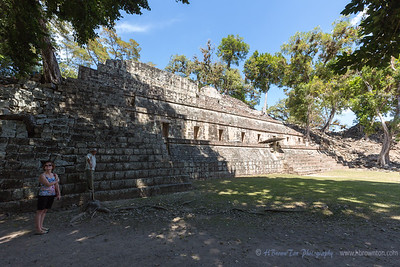 Honduras: Copán Ruinas