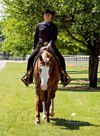 western pleasure - horsemanship