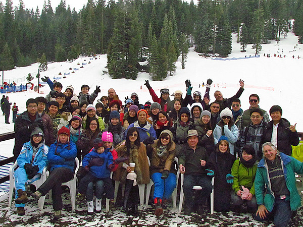 Sonora Snow Trip, Feb 2013