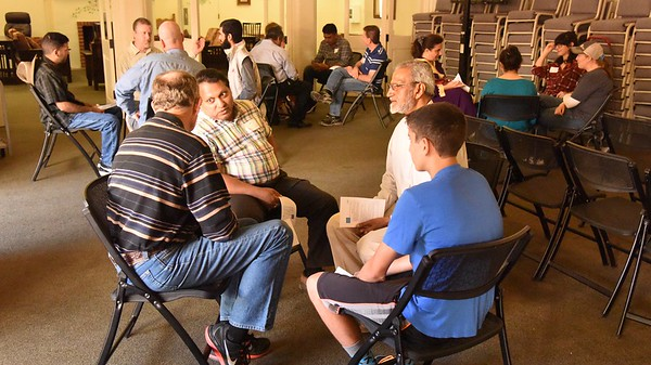 Abrahamic Reunion Community Service Saratoga 2015