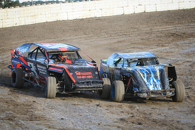 South Buxton Raceway, Merlin, ON, September 20, 2015