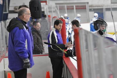 2018-2019 Varsity Hockey vs. Springboro