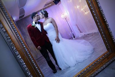 Mr. and Mrs. Timothy Ravare