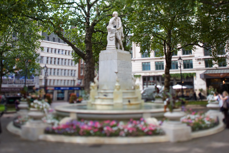 Leicester Square...has Focus Issues...