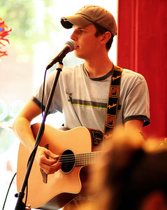 Brian Bergeron- Lowell Folk Festival