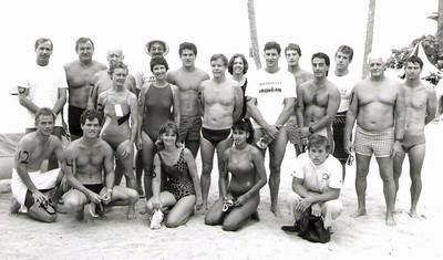 35th Castle Swim 11-27-1988