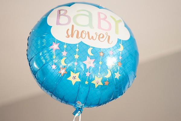 Nadia and Jamie Baby Shower