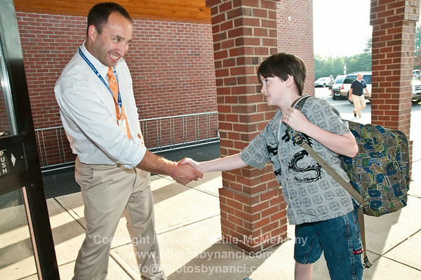 Hartland Elementary 1st Day 2014