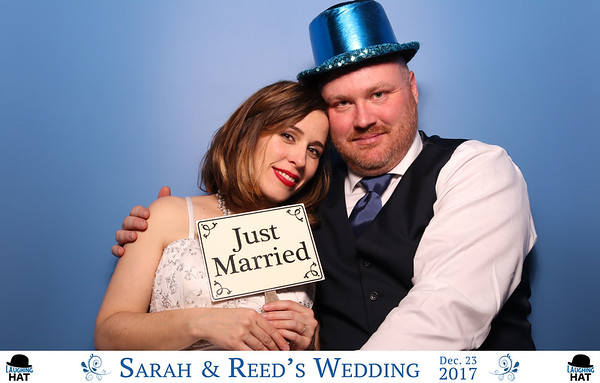 Sarah & Reed's Wedding