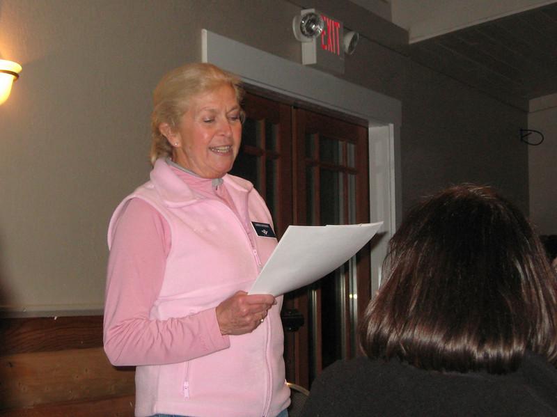 "Linda Deneen organized ""We Ski"", a Nordic Ski Clinic held in Traverse City October 24 & 25."