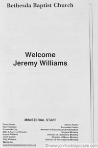 2010 06 27 Jeremy Williams at BBC