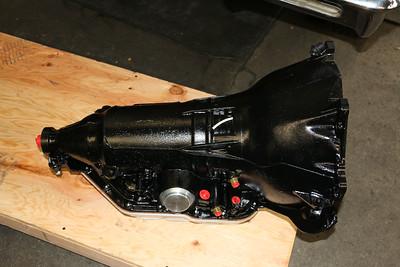 Biquette's Art Carr 2004R transmission