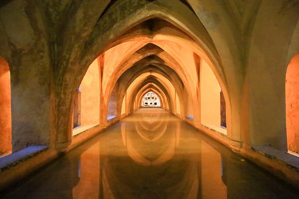 Women's Baths in the Alcázar