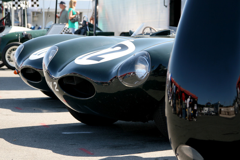 1954 Jaguar Type-D