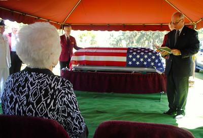 Poppy Jack's Funeral