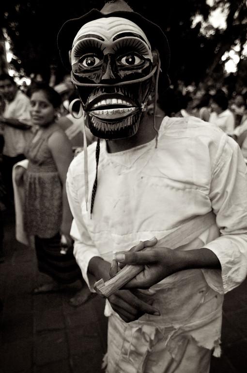 Danza de Los Tejorones - La Guelaguetza - Oaxaca, Mexico