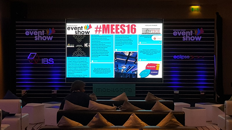 Middle East Event Show #MEES16