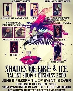 Chuck Pfoutz Presents: The Fire and Ice Fashion Expo 2018