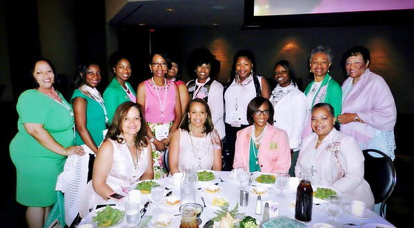 2016-07 AKA's 67th Boule Atlanta GA
