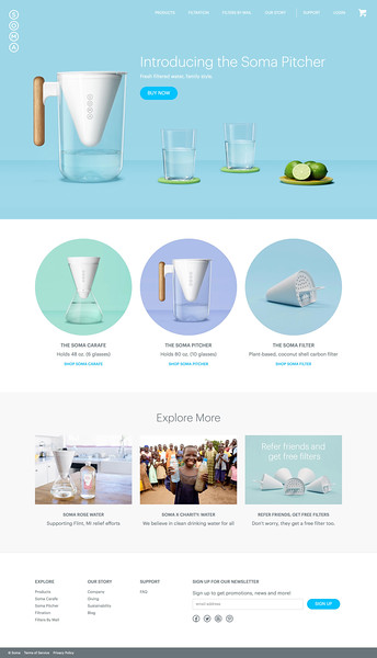 Soma: Makers of Beautiful, Sustainable Water Filters. 3.jpeg