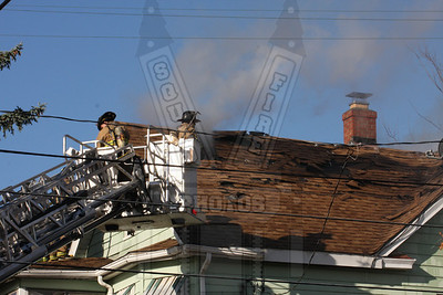 New Britain, Ct 2nd Alarm 11/16/13