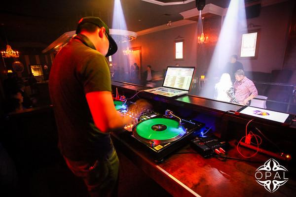 4/24 [DJ Jason Dee Live@Opal]